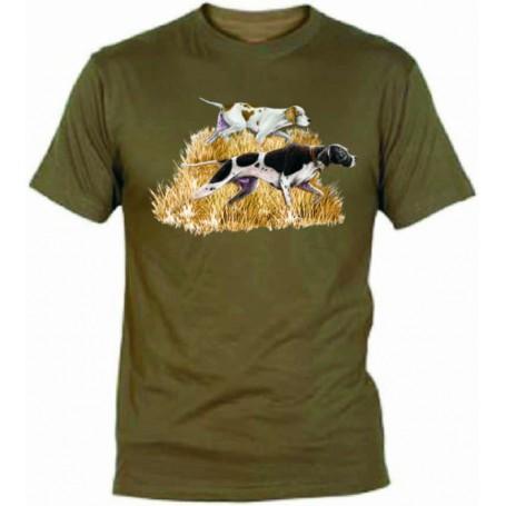 Camiseta pointer chico