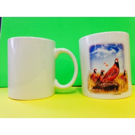 Taza Perdiz / Cup partridge