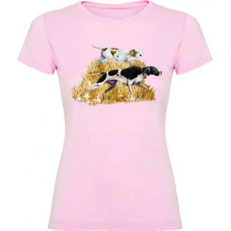 Camiseta pointer chica