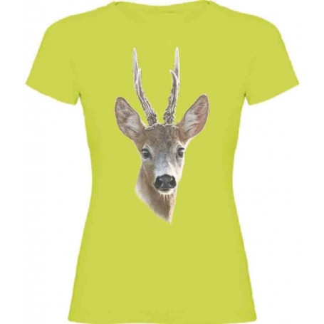 Camiseta corzo chica