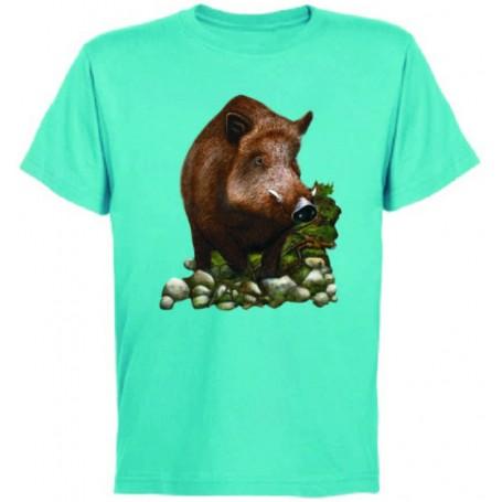 Camiseta Jabali chico