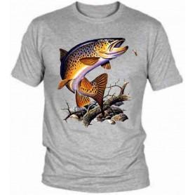 Camiseta trucha E21 chico