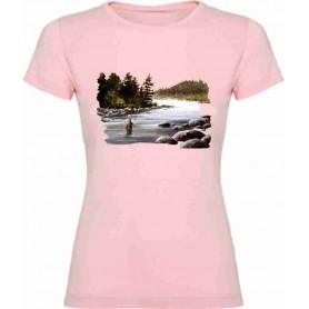 Camiseta trucha E23 chica