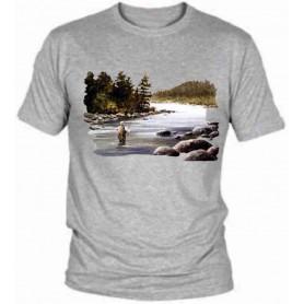Camiseta trucha E23 chico