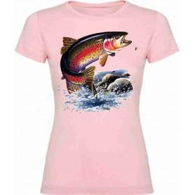 Camiseta trucha E24 chica