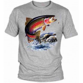 Camiseta trucha E24 chico