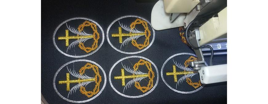 Bordados en leon taller de bordados en leon polos bordados parches